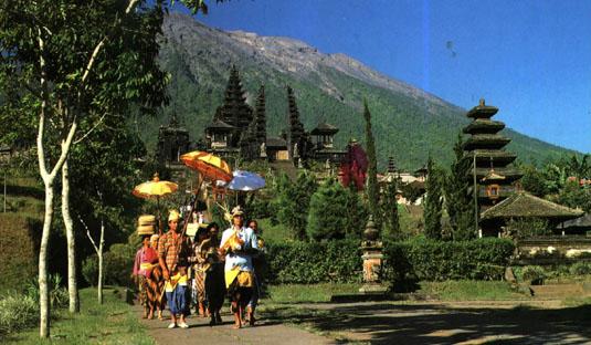 besakih temple, bali hindu temple