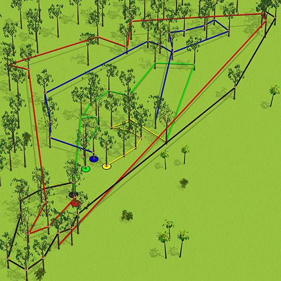 treetop adventure circuits