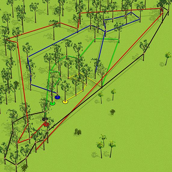 treetop adventure circuits