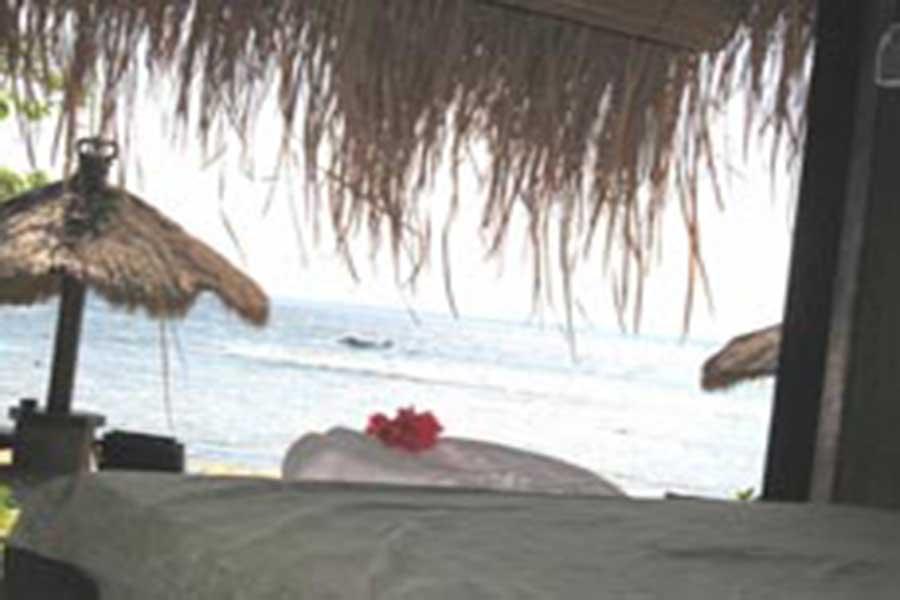 Bali hai Spa View, Beach Spa, bali hai cruises