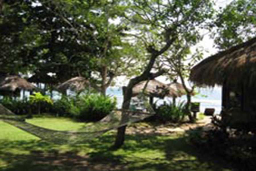 bali hai tide huts facilities, cruises, hai tide huts