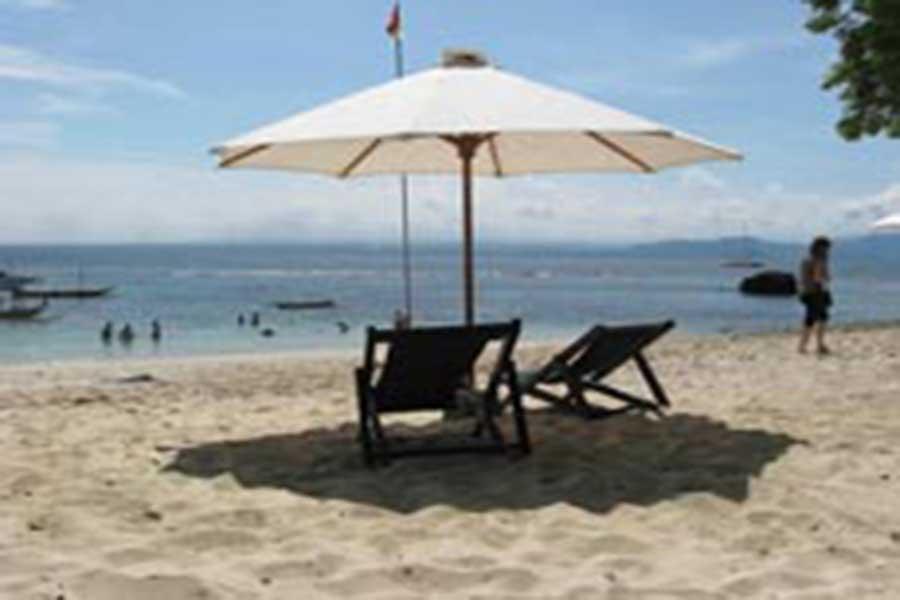 Mushroom Bay, Mushroom Beach, Lembongan, Bali hai