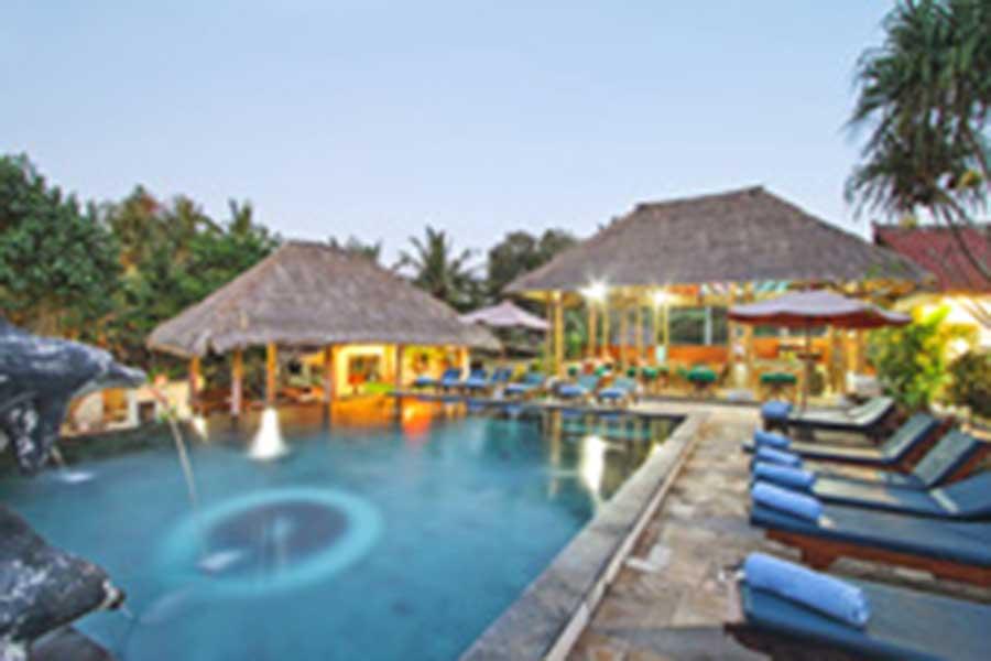 tanis rooms, tanis villas, lembongan island
