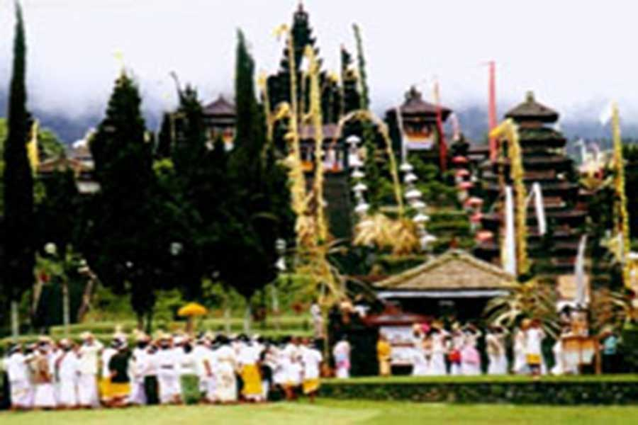 besakih temple celebrations