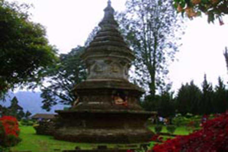 buddhist temple, lovina, banjar, buleleng