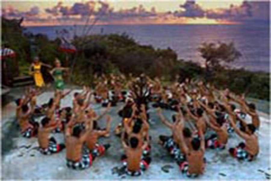 kecak dance, balinese dances, uluwatu