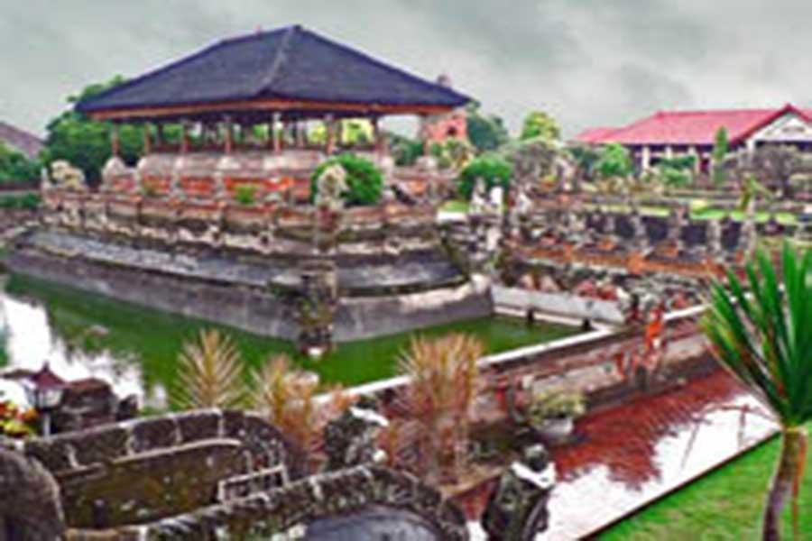 Kerta Gosa, klungkung regency, klungkung palace