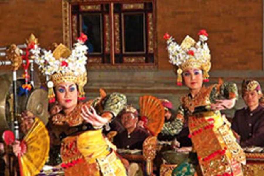 balinese dance, legong dance