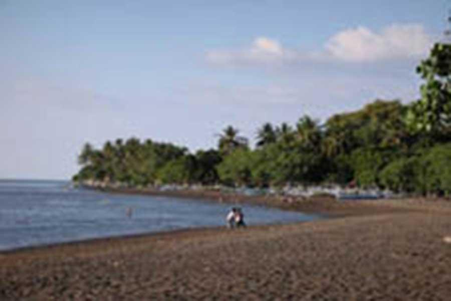 lovina, beach, singaraja