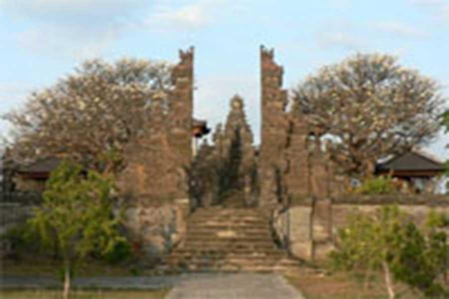 maduwe karang temple view, bali, temple