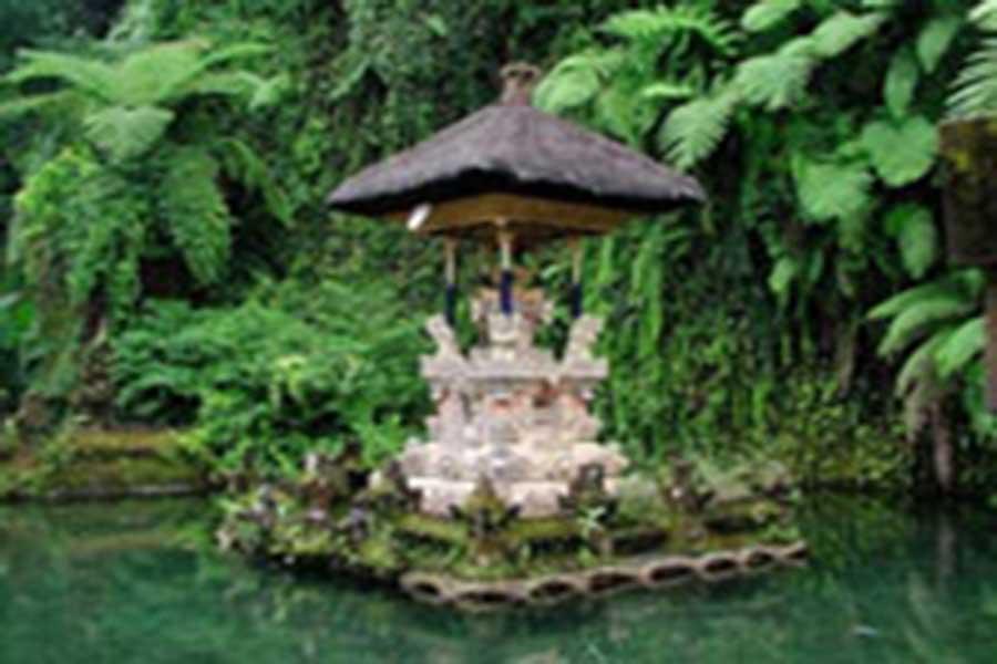 tirta empul temple, tampak siring temple