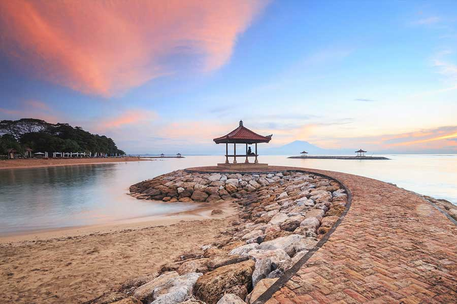 sanur beach, bali tour, bali beach