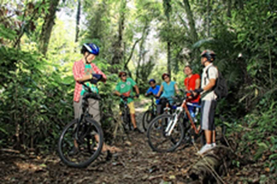 adventure cycling, bali cycling, sobek cycling