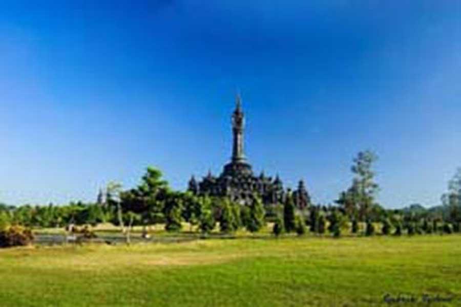 bajra sandhi monument, sightseeing bali, visiting bali