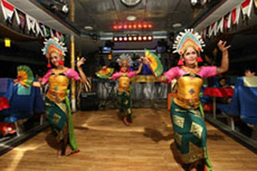 balinese dances, bounty cruises, bali bounty