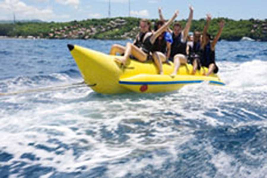 banana boat, bali hai, beach club cruise