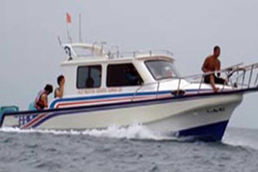 benoa tirta harum, fishing boat, trolling fishing