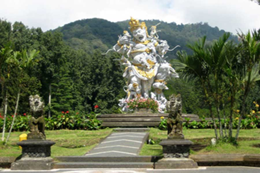 bedugul botanical garden, full day bali tour
