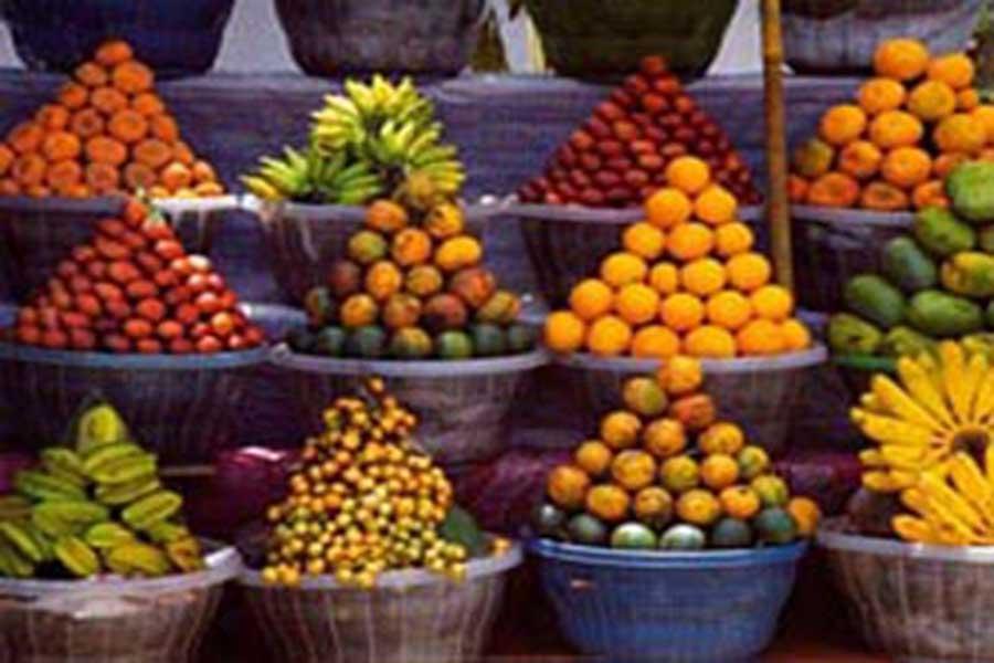 bedugul fruites market, bedugul market, sightseeing bali, visiting bali