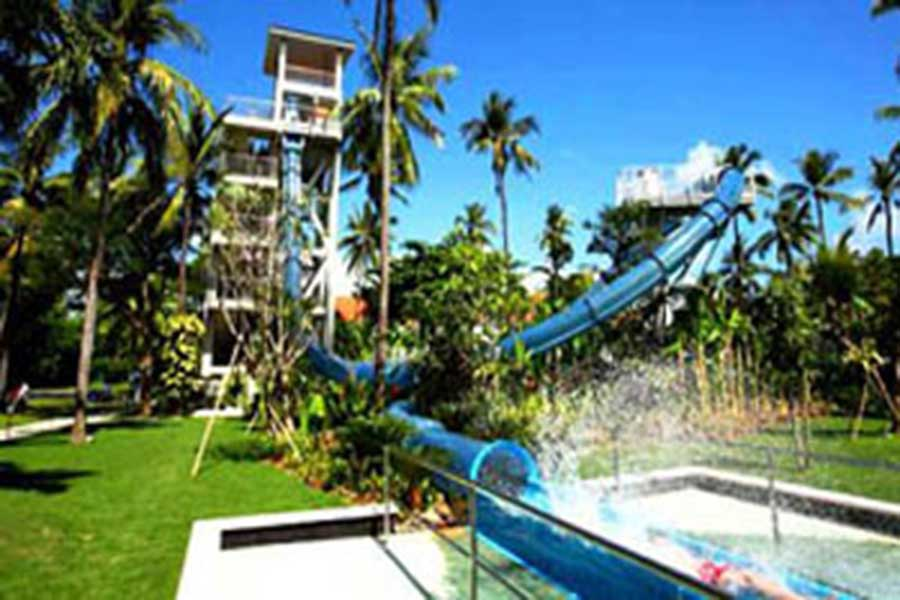 climax, waterbom bali