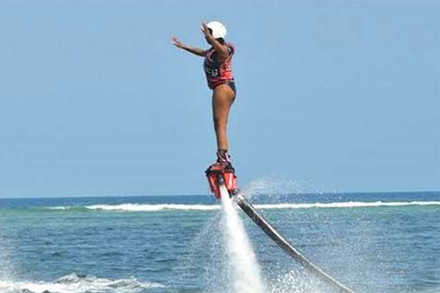 fly board, nusa dua water sports