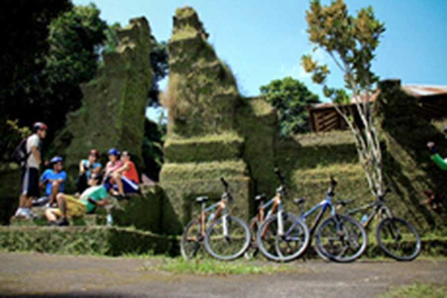 sobek cycling, sobek adventure cycling, cycling bali