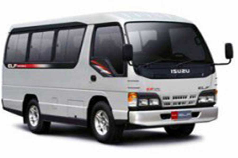 isuzu ELF short