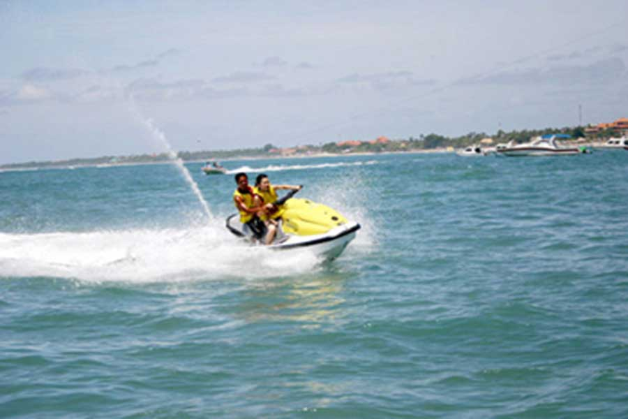tanjung benoa, jet ski, water sports