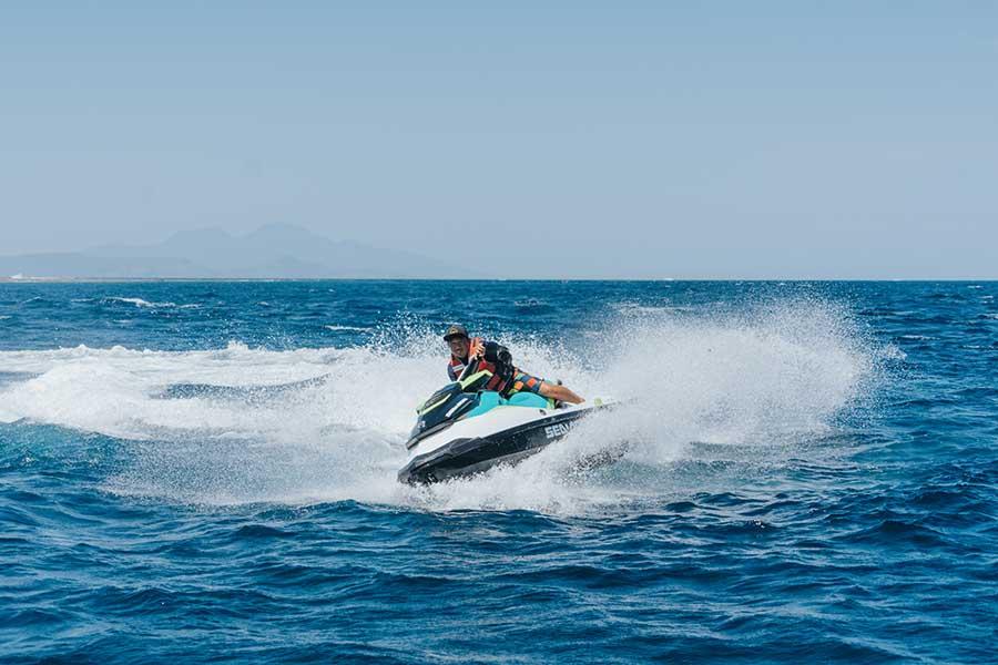 jet ski, lembongan island, water sport