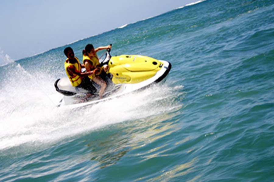 jet ski, water sports, nusa dua