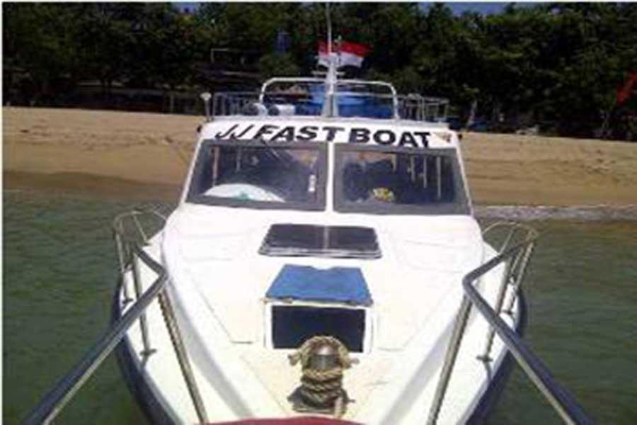 jj fast boat, lembongan transfer