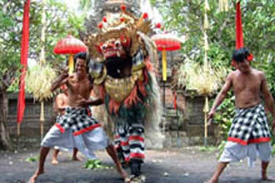 barong dance, balinese dance tour