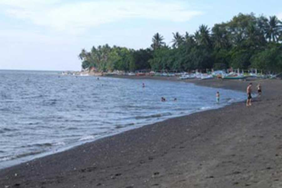 lovina beach, north bali