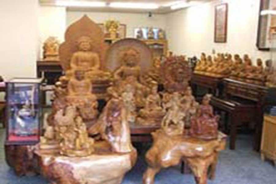 mas village, wood carving, sightseeing bali, visiting bali
