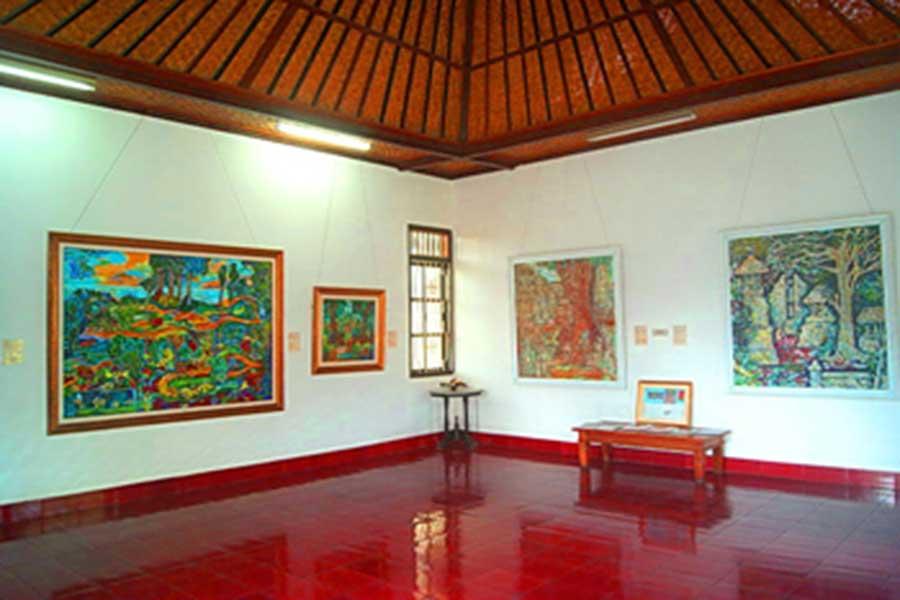 neka art museum, ubud bali tour