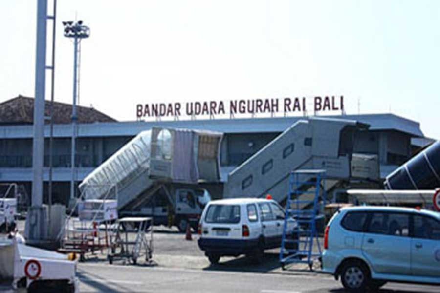ngurah rai, bali airport, arrival service