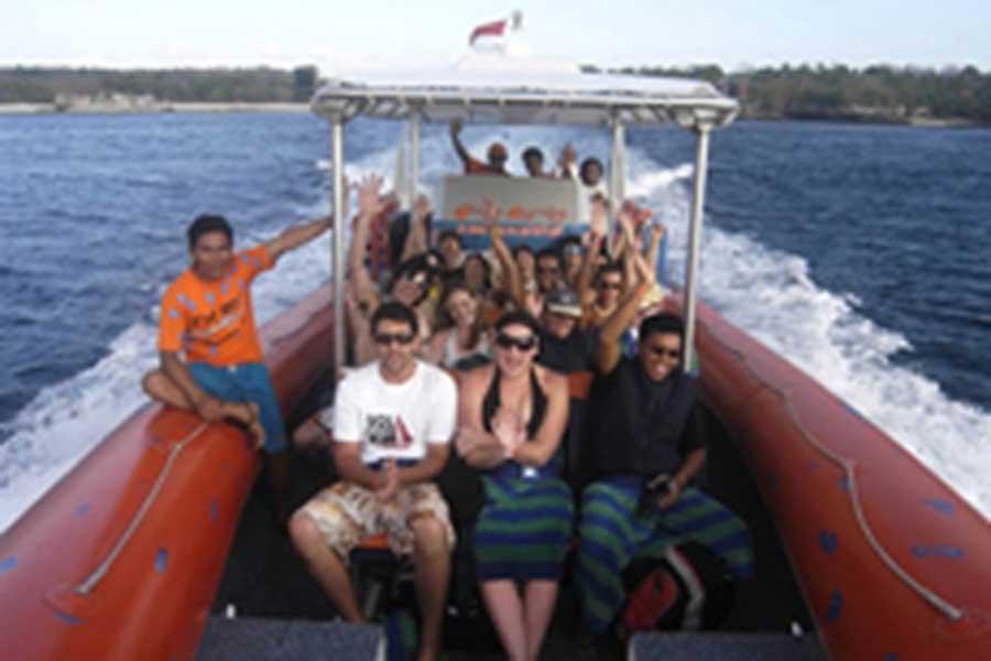 rafting cruise, dolphin cruise, bali hai