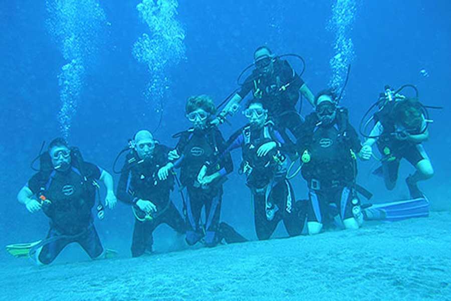 scuba diving, bali dive, dive course