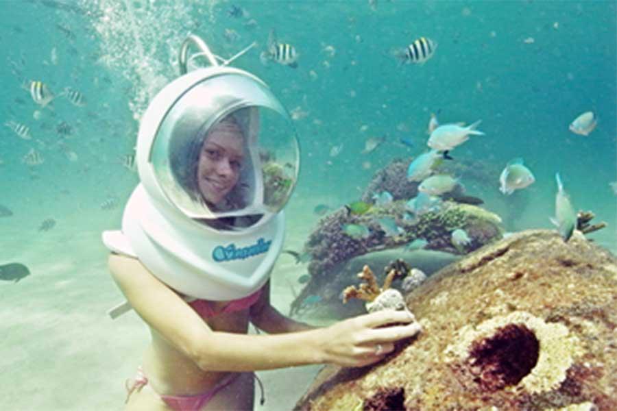seawalker, club aqua, ocean walker