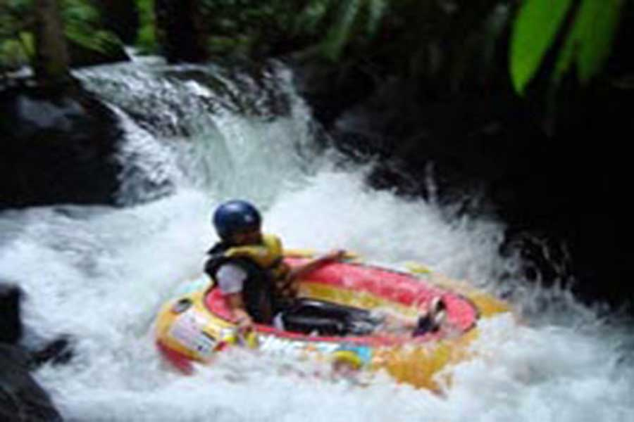 siap river pakerisan, bali canyon tubing, tubing adventure