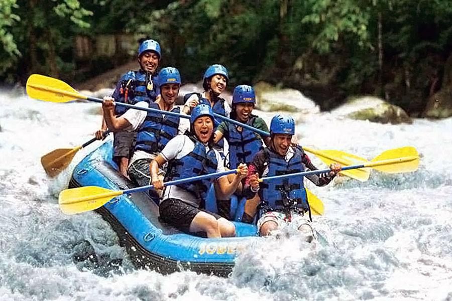 Sobek white water rafting, sobek rafting, sobek adventure rafting