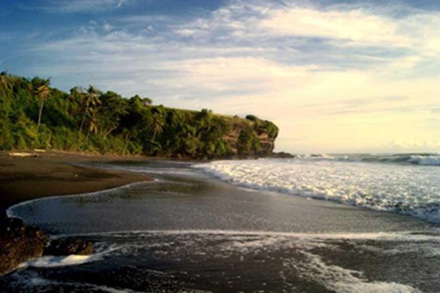 soka beach bali