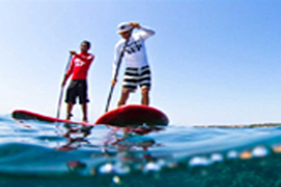 stand up paddle, nusa lembongan