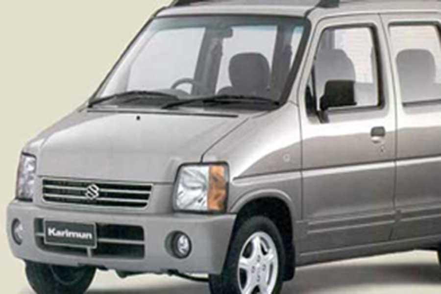 suzuki karimun, self drive car
