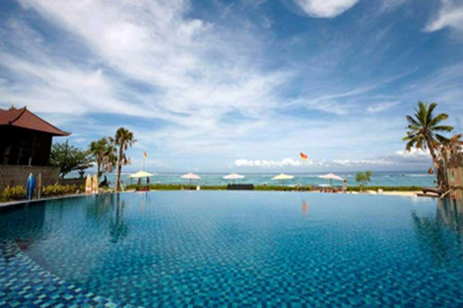 swimming pool, lembongan island, marine explore