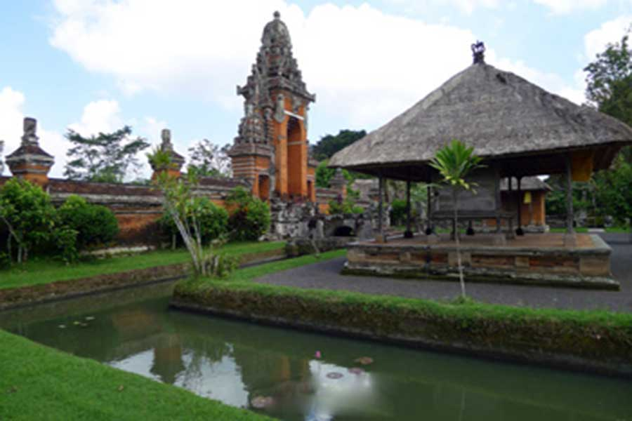 taman ayun, bali temple