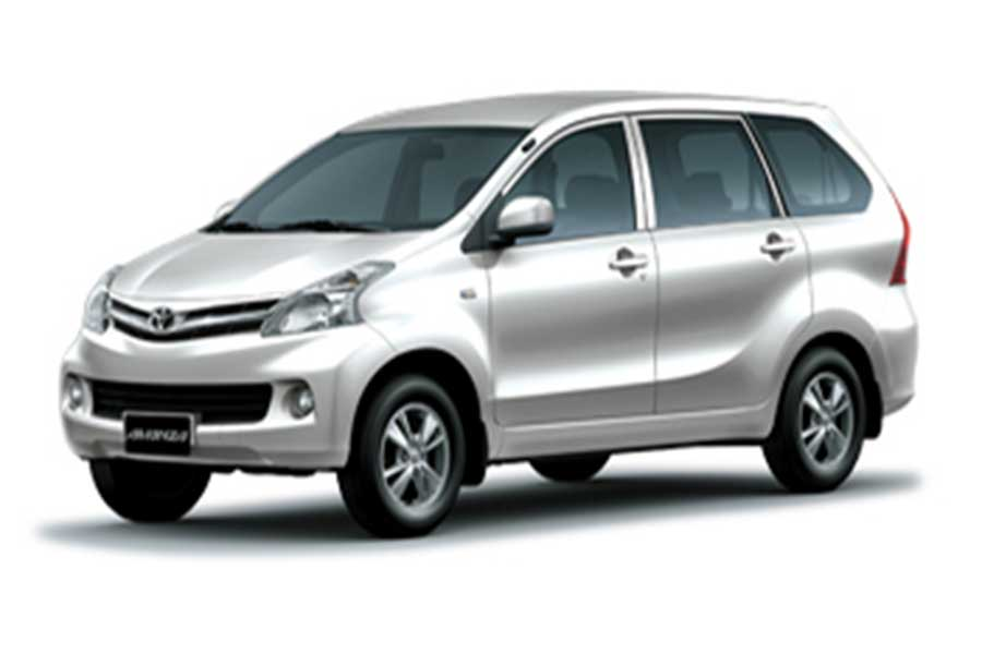 toyota avanza, self drive car