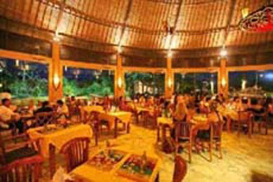 tsavo restaurant view