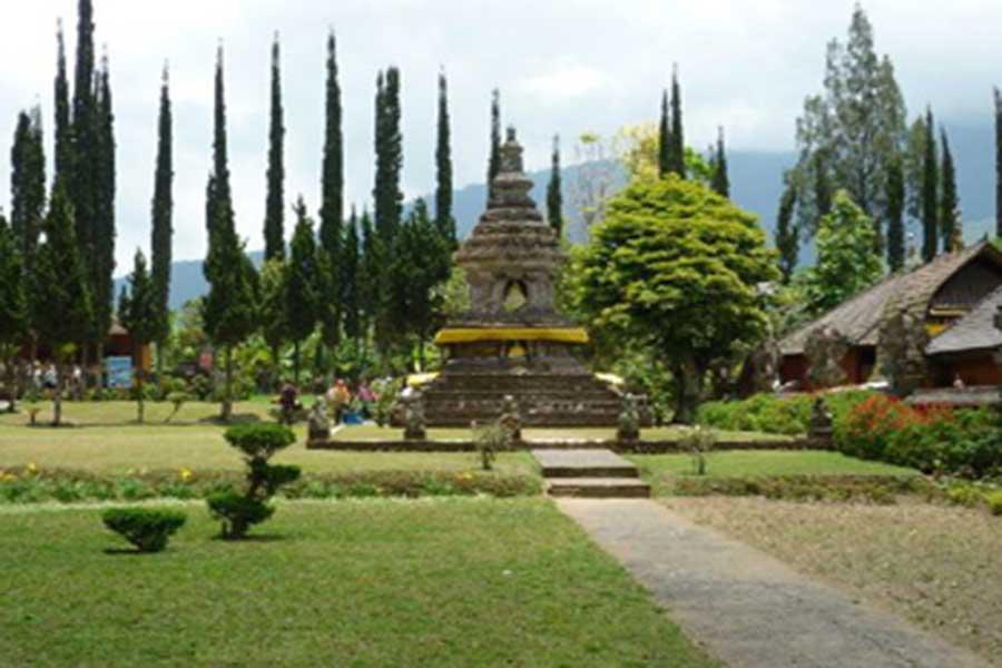 ulun danu, beratan temple, bedugul bali