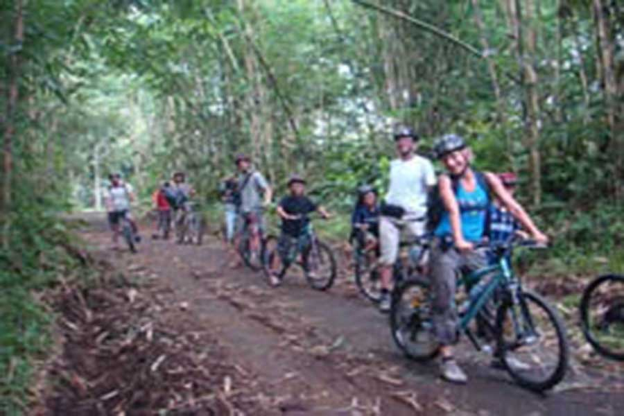 village cycling, cycling adventure, bali cycling tour